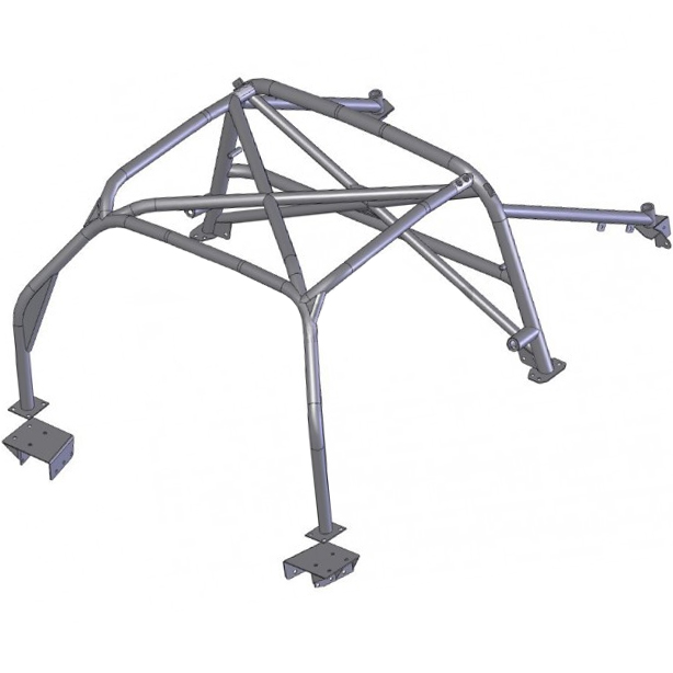 Safety Devices Lotus Elise S2 6 Point Bolt In Roll Cage
